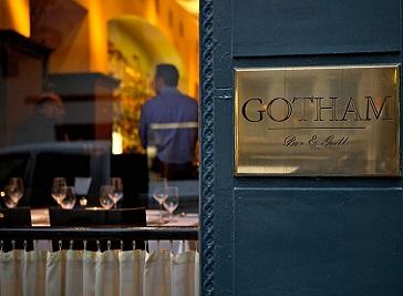 Gotham Bar and Grill Restaurant