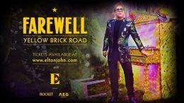 Elton John's Farewell Yellow Brick Road tour: USA