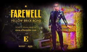 Elton John's Farewell Yellow Brick Road tour: USA